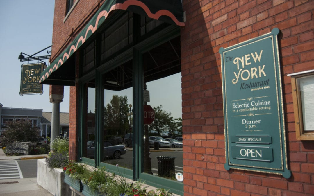 harbor springs restaurants