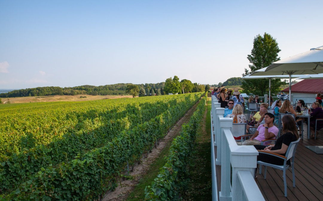 Red Hot Best 2021: Northern Michigan's Top 6 Wineries