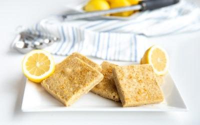 Make Fustini's Lemon Shortbread at Home (Here's the Recipe!)