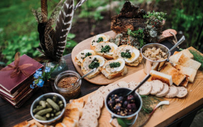 Create a Foraged Feast with Morels in Northern Michigan