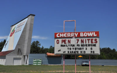 Cherry Bowl Drive-In is a Northern Michigan Summer Tradition