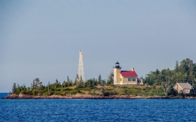Restoring Copper Harbor Lighthouse in Keweenaw County