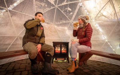 Winter is Better in Marquette: Pair a Local Brewery with an Outdoor Adventure