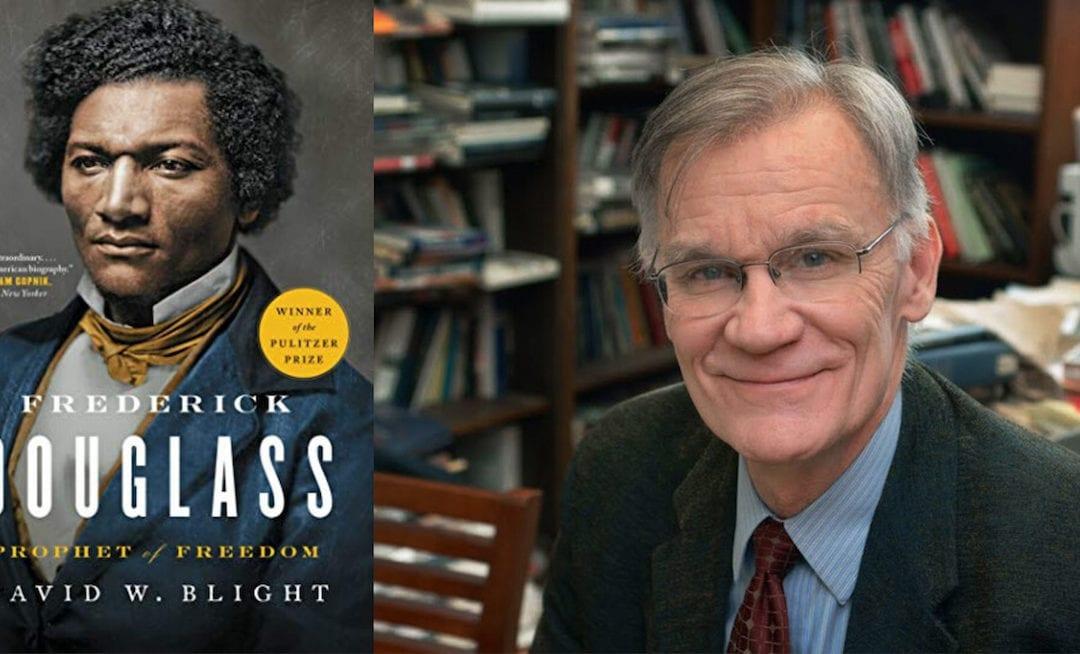 Pulitzer-Winning Biographer David Blight at National Writers Series