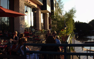 18 Traverse City Restaurants with Outdoor Seating