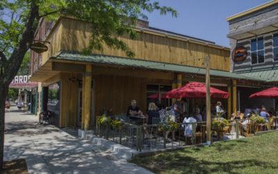 13 Restaurants In Benzie County With Outdoor Dining