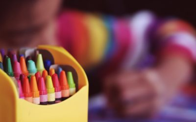 Oliver Art Center Offering Free Kids' Programming, Art Kits