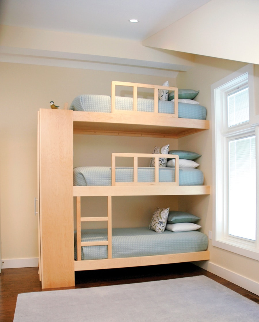 Picture of: 5 Custom Bunk Beds By Northern Michigan Designers Mynorth Com