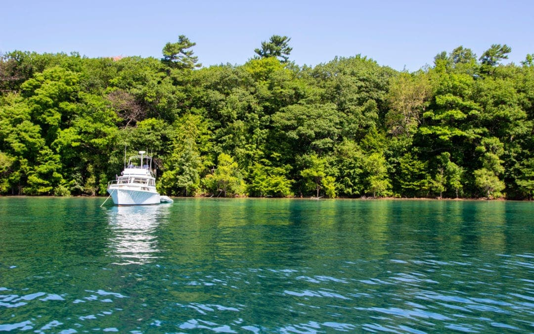 The Many Names of Grand Traverse Bay's Power Island