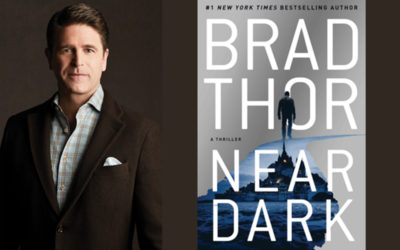 Brad Thor, Thriller & Spy Novelist, at National Writers Series July 23
