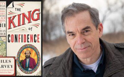 New Book Tells the Story of Beaver Island's King Strang