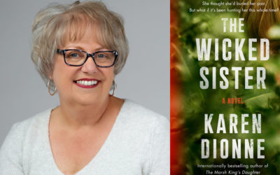 Karen Dionne Joins Traverse City's National Writers Series August 9