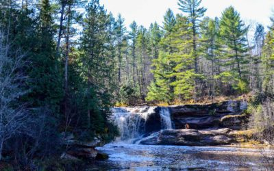 Explore the North Country National Scenic Trail in Michigan