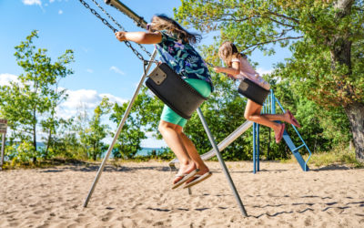 How to Have a Dreamy Elk Rapids Beach Day