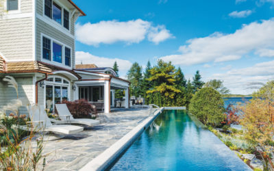 4 Outdoor Home Features We Love in Northern Michigan