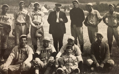 When Baseball Was the Only Game in Town