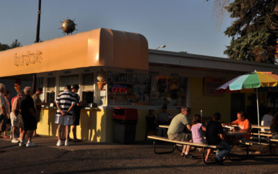 Monkey Tails Are a Must at Bardon's Wonder Freeze