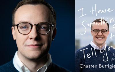 Chasten Buttigieg at National Writers Series September 10