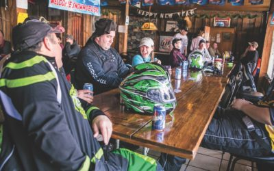 Northern Michigan Snowmobile Trails, Lodging and Pubs (Hangouts You Gotta Know)