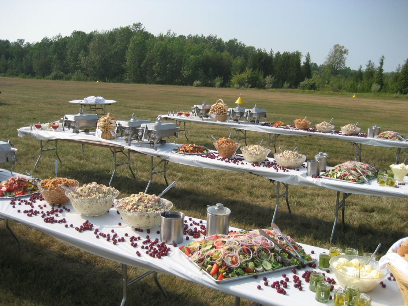 Chefs Pride Catering Inc