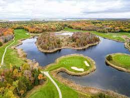 Drummond Island Resort – The Rock Golf