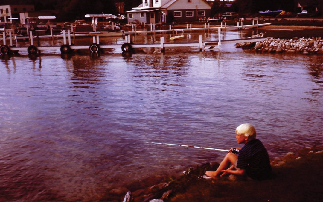 Jimmy Goes Fishing: Nostalgic Tales From the Au Sable River