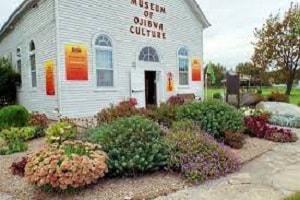 Museum of Ojibwa Culture at Old Mission Saint-Ignace