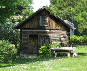 native-log-cabin