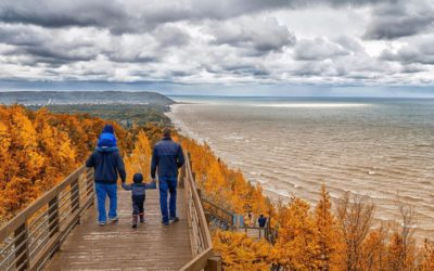 Manistee County Fall Vacation Attractions & Trip Planning Tools