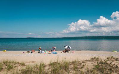 Best Beaches Across Northern Michigan