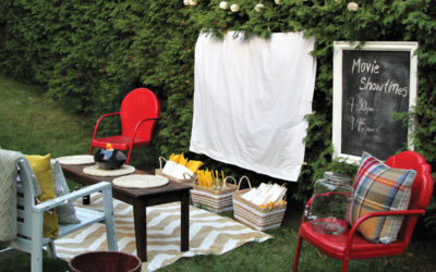 How to Have Best Outdoor Movie Night in Northern Michigan