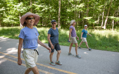 Join a Northern Michigan Walking Group & Tips to Start Your Own
