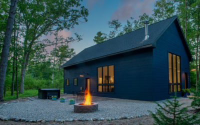 This Glen Arbor Home is a Fresh Take on Cottage Style