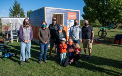 Check Out Norte's New Elk Rapids Bike Library