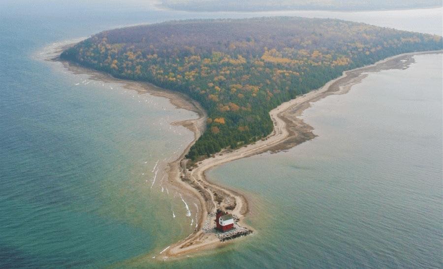 Round Island, photo by Kim Schneider