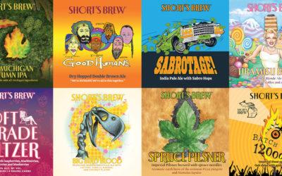 Short's Epic Lineup of Specialty Beer Releases Oct.–Dec.
