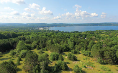 A Hiker's Road Trip to Little Traverse Conservancy Preserves