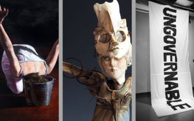 Higher Art Gallery Hosts Socially Distanced Exhibit Opening