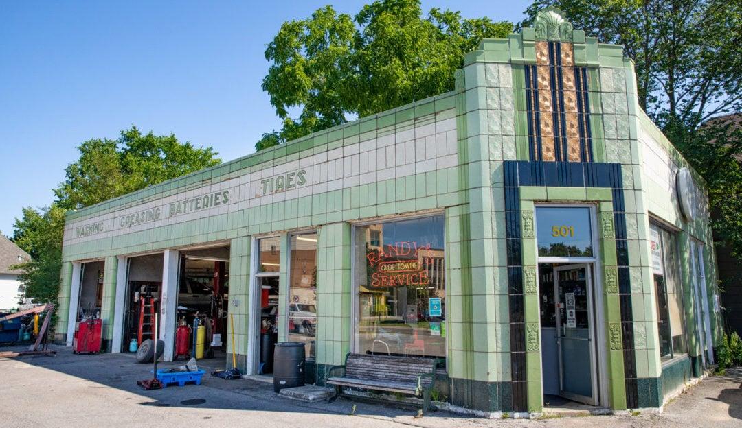 This Traverse City Auto Repair Shop is Truly Unique