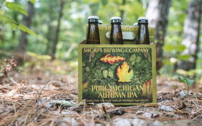 Short's Brewing Company Releases Pure Michigan Autumn IPA