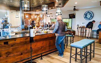 Leelanau Peninsula Winery Bel Lago Renovates Tasting Room