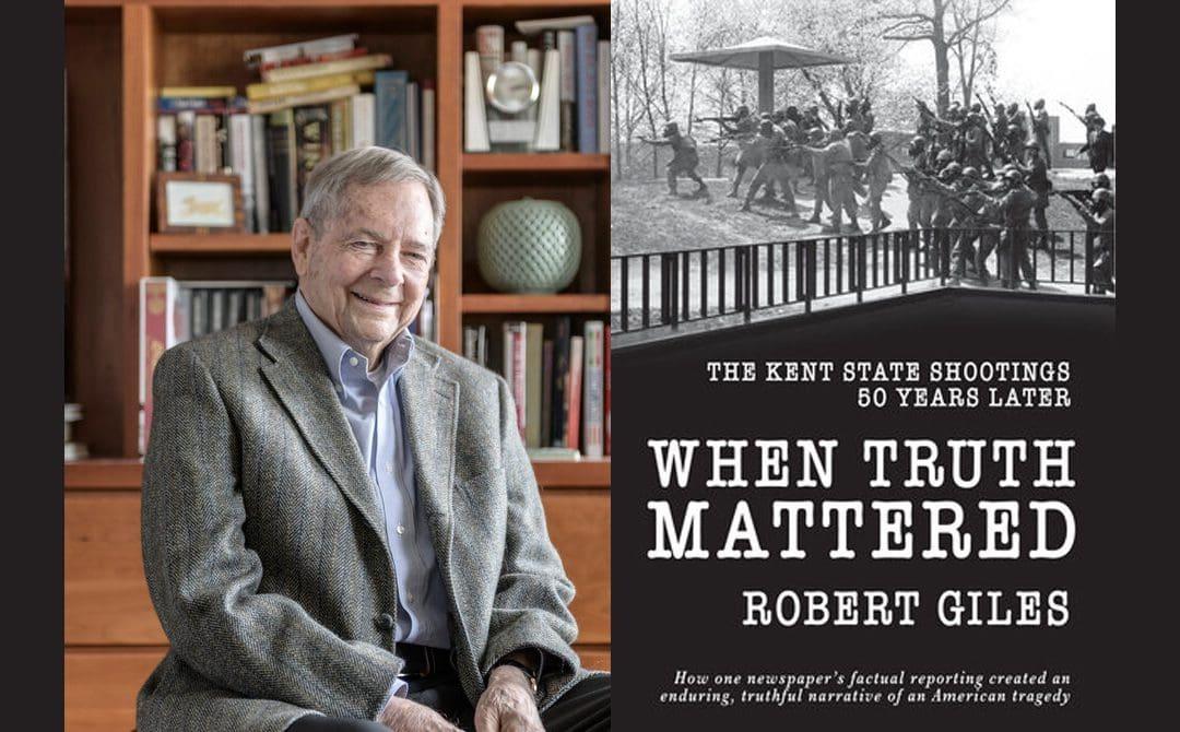 National Writers Series, Robert Giles