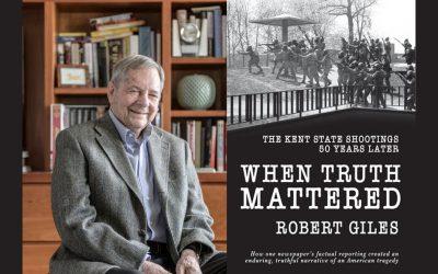 National Writers Series Welcomes Robert Giles Nov. 10