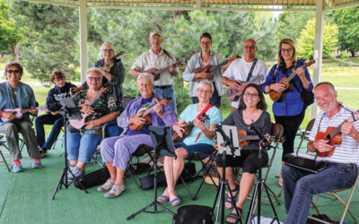 Strum! A Northern Michigan Group for Ukulele Musicians