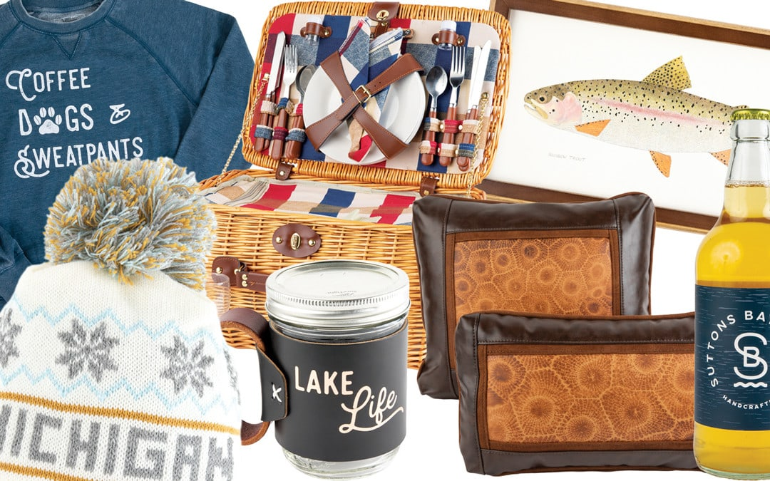 50+ Northern Michigan Gifts for Everyone on Your List 2020
