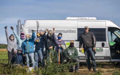 Goodwill Northern Michigan Feeds Neighbors in Need