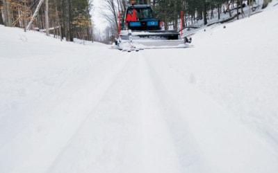 Ski, Snowshoe or Bike the Scenic Sleeping Bear Heritage Trail