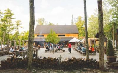Outdoor Dining in Leelanau County