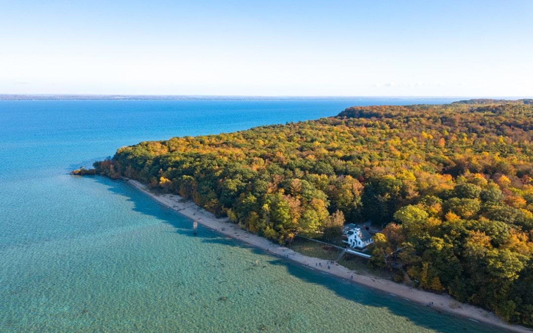Looking Forward to Northern Michigan's Fall Color Season