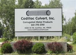 Cadillac Culvert, Inc.